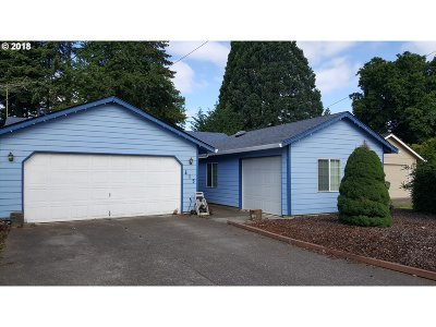 Newberg, Dundee, Mcminnville, Lafayette Single Family Home For Sale: 615 Hulet Ave