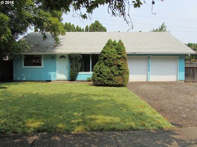 Eugene Single Family Home For Sale: 3187 Kentwood Dr