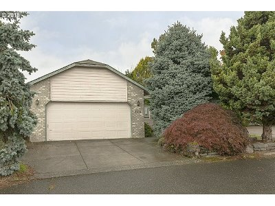 Single Family Home For Sale: 3434 NE 149th Ave