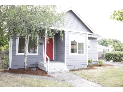Springfield Single Family Home For Sale: 1122 5th St