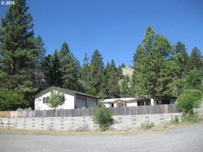 Grant County Single Family Home For Sale: 205 Nugget St