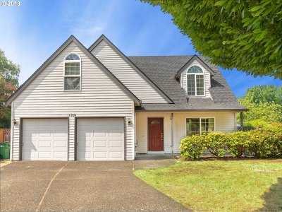 Multnomah County, Washington County, Clackamas County Single Family Home For Sale: 14994 SW Emerald Ct