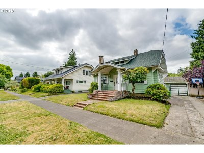 Portland Single Family Home For Sale: 2116 N Watts St