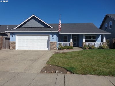 Junction City Single Family Home For Sale: 1482 W 12th Ave