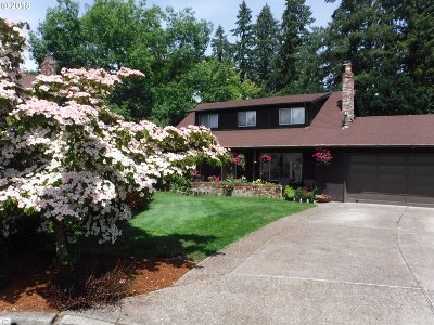 Washington County Single Family Home For Sale: 20315 SW Celebrity Ct