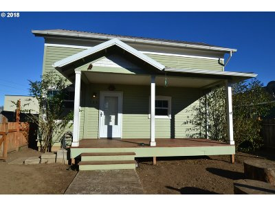 Canby Single Family Home For Sale: 138 S Knott St