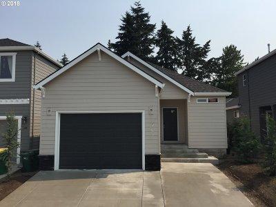 Beaverton Single Family Home For Sale: 6728 SW Taurus Pl