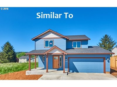 Willamina Single Family Home For Sale: 309 NW Pacific Hills Dr