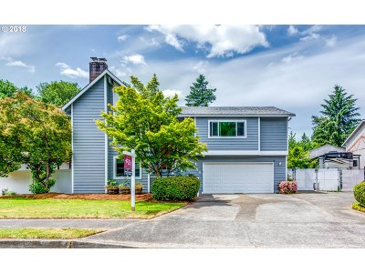 Gresham Single Family Home For Sale: 1615 SW 10th Ct