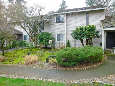Wilsonville, Canby, Aurora Condo/Townhouse For Sale: 8336 SW Mariners Dr