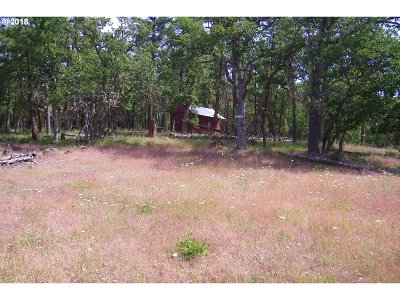 Goldendale WA Residential Lots & Land Sold: $10,000