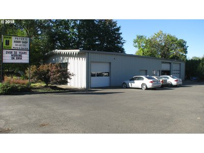 Lake Oswego, West Linn, Tualatin, Wilsonville Commercial For Sale: 28639 SW Boones Ferry Rd