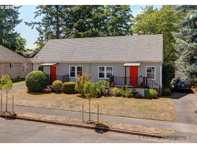 Portland Multi Family Home For Sale: 6345 NE 7th Ave