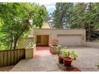 Single Family Home For Sale: 2914 SW Fairmount Blvd