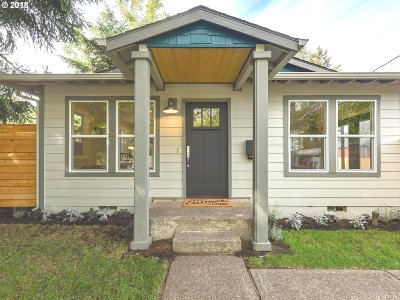 Single Family Home For Sale: 7077 NE 8th Ave