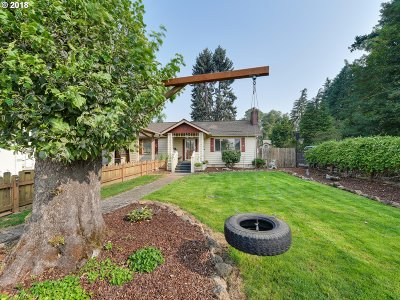 Washougal Single Family Home For Sale: 1317 G St