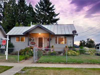 Washougal Single Family Home For Sale: 1006 B St