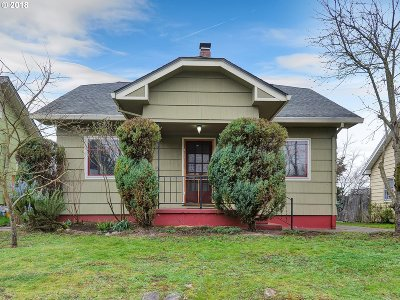 Portland Single Family Home For Sale: 6605 N Campbell Ave
