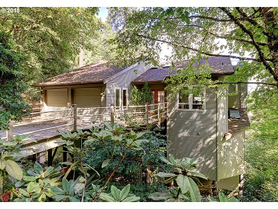 Single Family Home For Sale: 3082 SW Fairmount Blvd