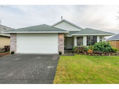 Clackamas County Single Family Home For Sale: 1406 Meadow Dr