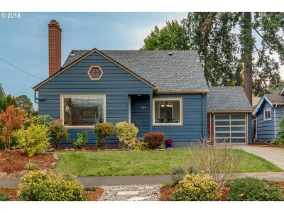 Portland Single Family Home For Sale: 6836 N Campbell Ave
