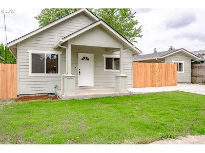 Monmouth Single Family Home Sold: 219 Ackerman St W