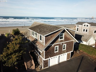 Cannon Beach Single Family Home For Sale: 3530 Pacific St