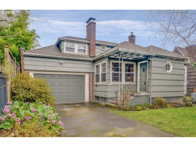 Single Family Home For Sale: 1544 SE 30th Ave