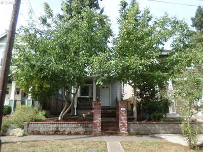 Portland Single Family Home For Sale: 7421 N Huron Ave