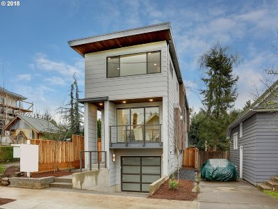 Single Family Home For Sale: 4042 NE 10th Ave