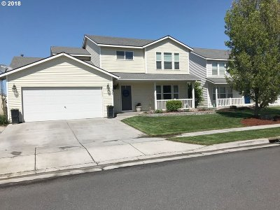 Hermiston Single Family Home For Sale: 1345 NE Gladys Dr