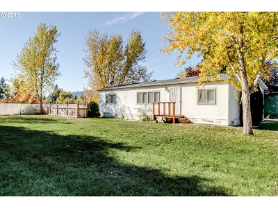 Cottage Grove, Creswell Single Family Home For Sale: 700 N Mill St #SP 45