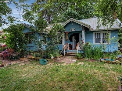Keizer Single Family Home For Sale: 1210 Alder Dr
