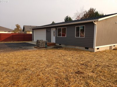 Sutherlin Single Family Home For Sale: 1476 E Central Ave