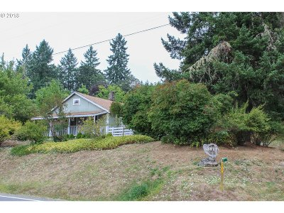 Oakland Single Family Home For Sale: 16871 Old Highway 99 North