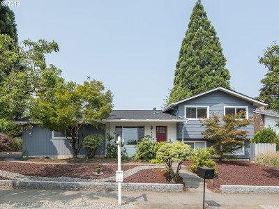 Single Family Home For Sale: 2705 NE 132nd Ave