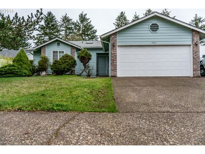 Cottage Grove, Creswell Single Family Home For Sale: 1875 Clark Ave