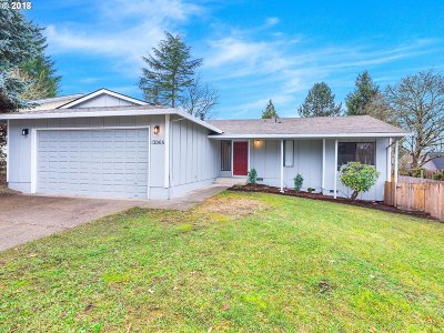 Tigard Single Family Home For Sale: 12005 SW 122nd Ct