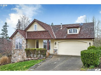 Portland Single Family Home For Sale: 9563 NW Marvin Ln