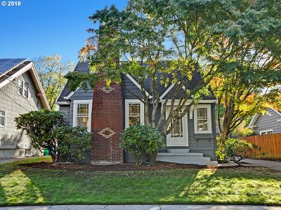 Single Family Home For Sale: 2114 NE 54th Ave