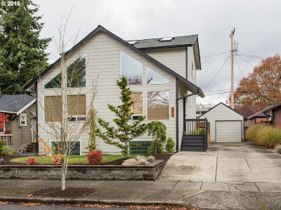 Vancouver Single Family Home For Sale: 204 W 38th St