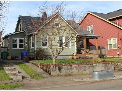 Portland Single Family Home For Sale: 863 N Winchell St