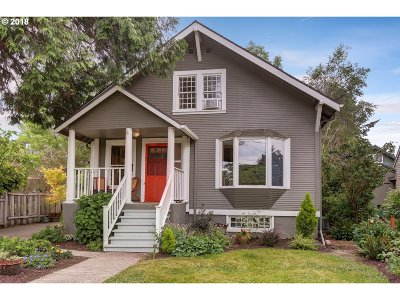 Single Family Home For Sale: 3936 SE Rex St
