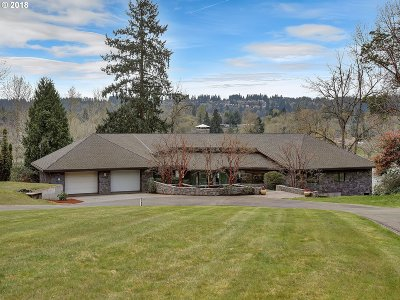 Portland Single Family Home For Sale: 3838 SE Hillside Dr