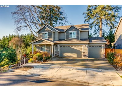 Oregon City Single Family Home For Sale: 12701 Aspenwood Ln