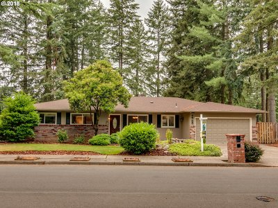 Beaverton Single Family Home For Sale: 7745 SW 141st Ave