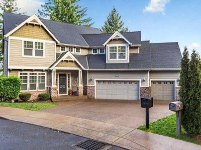 Single Family Home For Sale: 12131 SE Lexington St
