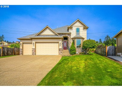 Washougal Single Family Home For Sale: 2396 36th St