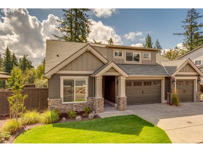 Camas Single Family Home For Sale: 2039 NW Sierra Way