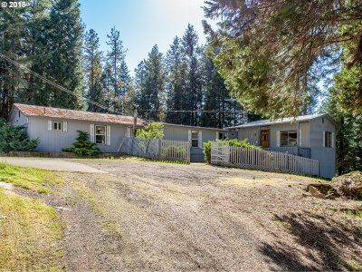 Glide Single Family Home For Sale: 196 Pineridge Dr